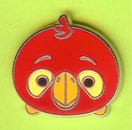 Pin's BD Disney Tsum Tsum Jose Perroquet- 10AA16 - Disney