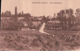 GALLUIS (Moisson) - France