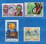 (MN1) QATAR **- 1967-1972 -  .  MNH.   Vedi Desrizione - Qatar