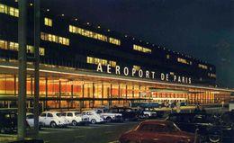 "AVIONS / AEROPORT   /  L 17 /   "" PARIS  ORLY  ""   CPM / CPSM  10 X 15 - Aerodromi"