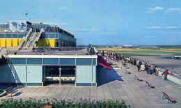 "AVIONS / AEROPORT   /  L 17 /   "" PARIS  ORLY  ""   CPM / CPSM  10 X 15 - Aerodrome"