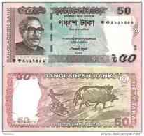 Bangladesh 50 TAKA New 2011 Neuf - Bangladesh