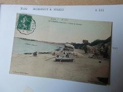 LOIRE ATLANTIQUE CONVOYEUR De LIGNE 3100 PAIMBOEUF à PORNIC Retour III Cpa Le Cormier Anse Animée 1913 La Plaine Sur Mer - La-Plaine-sur-Mer