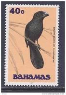 Bahamas, Scott # 715 MNH Bird, 1991 - Bahamas (1973-...)