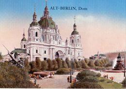 Alt Berlin Dom, Ungelaufen - Mitte