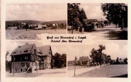 Hermsdorf, Ortsteil Neu-Hermsdorf, 1961 Gelaufen - Germania