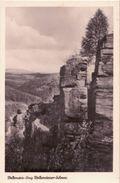 Wolkenstein, Erzgebirge, Wolkensteiner Schweiz, 1955 Gelaufen - Germania