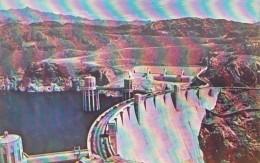 Nevada Crest Of Boulder Dam