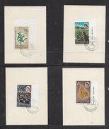 Rhodesia & Nyasaland 1963 World Tobacco Congress, On Cards, FT JAMESON N. RHODESIA 19 FE 63 C.d.s. 1st Day - Rhodesia & Nyasaland (1954-1963)