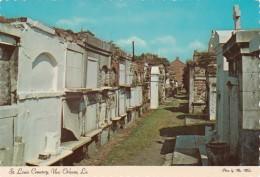 Louisiana New Orleans St Louis Cemetery