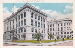 Louisiana New Orleans Court House