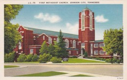 Tennessee Johnson City First Methodist Church - Johnson City