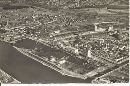 Basel Rheinhafen Huningen - BL Basel-Land