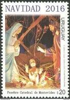 Uruguay 2016 ** Navidad. Pesebre De La Catedral. Foto. See Desc. - Natale