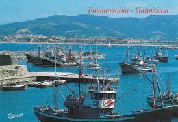 Espagne -- Guipuzcoa -- Fuenterrabia -- Le Port - Guipúzcoa (San Sebastián)