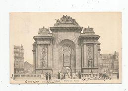 Cp , 59 , LILLE , Porte De PARIS , Dos Simple , Voyagée 1903 - Lille