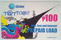 Philippines Phonecard Globe Chipcard 150 Pesos Millenium - Philippines