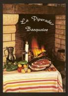 RECETTE . LA PIPERADE BASQUAISE - Recipes (cooking)