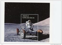 Angola-1999-Astronaute Sur Véhicule Lunaire-YT B67***MNH***MNH - Angola