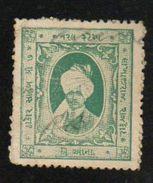 RAJKOT State  2A  Revenue Type 27  K&M 291b  #  98639   Inde India Indien Fiscaux Fiscal Revenue - Indien