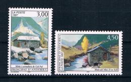 Andorra (Französische Post) 1997 Wassermühlen Mi.Nr. 510/11 Kpl. Satz ** - Neufs