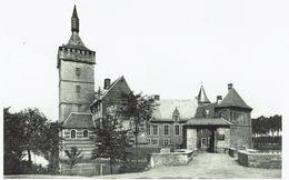 SINT PIETERS RODE-RHODE SAINT PIERRE ( HOLSBEEK)-KASTEEL-ingang - Holsbeek