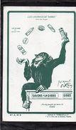 SAVONS GIBBS-LE SINGE-BON ETAT - Publicité