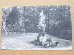 De Grot H. Jozef ( Meuleman ) Anno 1925 ( Zie Foto Voor Details ) ! - Edegem
