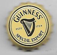 IRLANDE / CAPSULE BIERE GUINNESS SPECIAL EXPORT - Bière