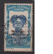 GABON           N°   119    ( 3 )      OBLITERE         ( O 1400 ) - Used Stamps