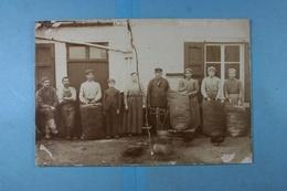 Lodelinsart 1895 Photo Sur Carton (liste Des Personnes Au Verso) - Lieux