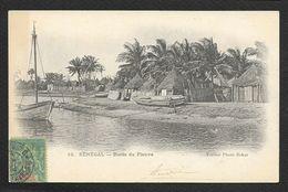 Bords Du Fleuve Sénégal (Fortier N° 12) - Sénégal