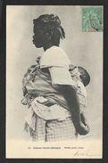 Femme Ouolof Du Sénégal  (Fortier N° 50) - Sénégal