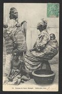Femme Du Cayor Sénégal  (Fortier N° 53) - Sénégal
