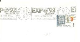 POSMARKET ESPAÑA HUELVA - 1992 – Sevilla (España)