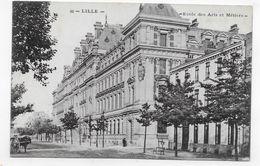 LILLE - N° 99 - ECOLE DES ARTS ET METIERS - CPA NON VOYAGEE - Lille