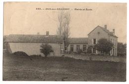 58 NIEVRE - DUN SUR GRANDRY Mairie Et école - Autres Communes