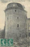 "CPA FRANCE 22 ""Château De La Hunaudaye"" - France"