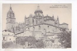 Cpa Carte Postales Anciennes - Salamanca Catedral 4 - Salamanca
