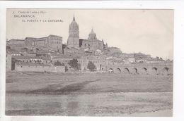 Cpa Carte Postales Anciennes - Salamanca Catedral 5 - Salamanca
