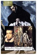 BEQUIA GRENADINES 2014 ** 400 Years El Greco Paintings Gemälde M/S II - OFFICIAL ISSUE - DH9999 - Sonstige