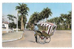 (16228-00) Madagascar - Tamatave - Avenue Poincaré - Pousse Pousse - Madagascar