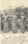 Congo Belge – Types Kassai ( Femme Seins Nus ) - Congo Belge - Autres