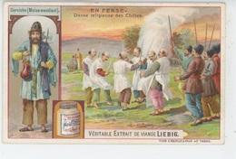 CHROMOS - LIEBIG - EN PERSE - Danse Religieuse Des Chiites - Derviche - Liebig