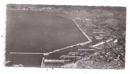CPSM Photo Aérienne Petite Carte Format 7 Cm X 13 Cm Port De Marseille éditeur Lapie - Autres