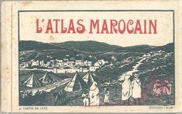 Maroc - Carnet 20 CPA – L'Atlas Marocain – Editions Mars - Maroc