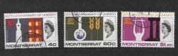 MONTSERRAT  1966 The 20th Anniversary Of UNESCO USED - Montserrat