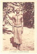 Hte-Sangha – Le Sorcier Kommanda - Cartes Postales