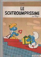Les Schtroumpfs - Le Schtroumpfissime - Offert Par Le Réseau TOTAL - Schtroumpfs, Les