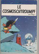 Les Schtroumpfs - Le Cosmoschtroumpf - Offert Par Le Réseau TOTAL - Schtroumpfs, Les